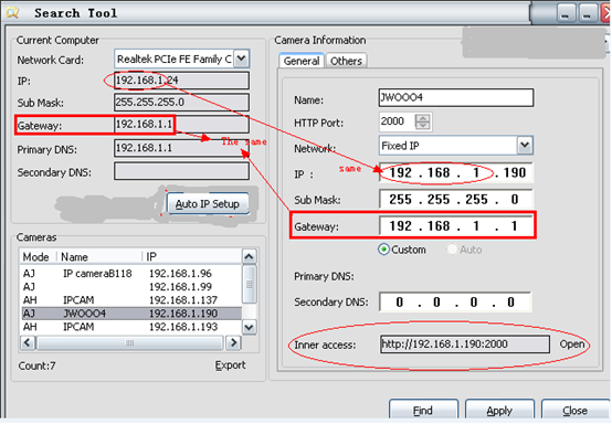 Help configuring Wanscam Wireless IP Camera (x3) - Page 10 - Networking